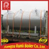 Hohe Leistungsfähigkeits-thermischer Öl-Flüssigbettofen-zusammengebauter Dampfkessel für Industrie