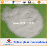 De holle Micro- van het Glas Gebieden borrelt Parels (al type)