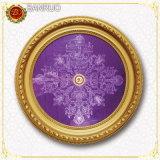 功妙な天井の円形浮彫り(BRRD15-F1-024)