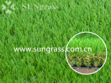 erba artificiale di paesaggio di 35mm per il giardino o la ricreazione (SUNQ-AL00107)