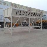 Tipo planta de tratamento por lotes concreta da correia Hzs90 a favor do meio ambiente