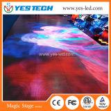 Fácil instalación LED Impermeable IP65 de pista de baile