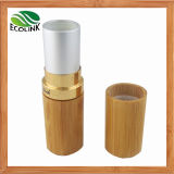 Botella de bambú del bálsamo de labio DIY