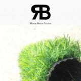 35mmの3/8inch景色の装飾のGarednの人工的な草または人工的な泥炭または総合的な草