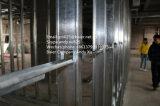 Het Kanaal van het plafond met ISO, Spoor ASTM/C Stud/U/Hoek van de Muur/Frame van het Staal/Profiel van het Staal/Kanaal van het Staal 50*30*0.5mm