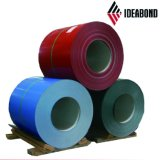 Катушка Ideabond водоустойчивая алюминиевая используемая в внешней ненесущей стене