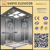 Passagier-Höhenruder mit einfacher Art für Wohn-/Geschäfts-Gebäude (Modell: SY-2011-8)