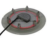 Luz LED PAR56 de la piscina piscina llena de resina de 12V 42W 630LED