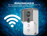 Lock Control Motion를 가진 WiFi Video Doorbell Video Intercom Security Camera Night Vision LCD Video Door Phone