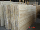 Travertin Slabs Marbre Beige Travertin