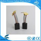 Щетки углерода Donsun Hotsale T303 для електричюеских инструментов