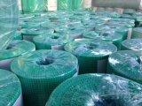 고품질 145G/M2 4X4 4X5 알칼리 저항하는 표준 섬유유리 메시