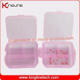 Пластиковый новейшей конструкции 6-случаях таблетки (KL-9070)