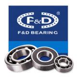 F&D o rolamento de esferas 6204 2RS rodamiento 6204 para partes do motociclo 20X47X14mm