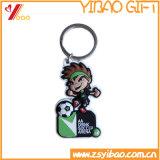 PVC Keychain рождества высокого качества для выдвиженческих деталей (YB-K-004)