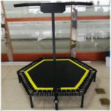 Trampoline самого нового оборудования гимнастики круглый с поручнем