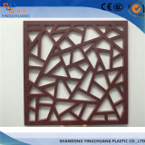 Украшение окружающей среды материал ПВХ пенопластовый лист