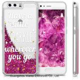 Impressão UV Brilho líquido caso telefone para a Huawei P10