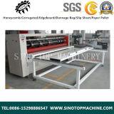Полуавтоматная машина бумажной доски разрезая
