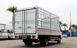Isuzu/HOWO 100p 4X2 98HP camion di bassa potenza del carico da 1.5 tonnellate
