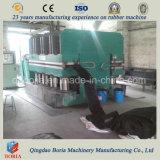 Máquina de vulcanización de la prensa de la pisada del neumático de goma el C