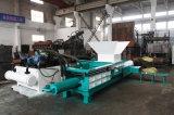 Fibre de bambou Corncob ensachage Machine de la ramasseuse-presse