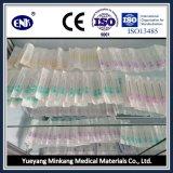 Aguja de inyección médica desechable (23G), con Ce & ISO aprobado