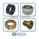 Tour de l'usinage de pièces de métal