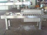 Корпус из нержавеющей стали своего рода фильтр нажмите Cocunut машины масляного фильтра