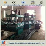 máquina para fabricar baldosas de caucho, goma de vulcanización de mosaico de la máquina de prensa