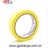 Preiswertes selbsthaftendes Kreppband selbsthaftendes Kreppband-Fabrik in der Guangzhou-Zhanye
