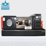 Lathe плоской кровати машинного оборудования Lathe CNC Ck6180 Automactic