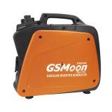 pequeño generador silencioso portable del barco del inversor de la gasolina 700W