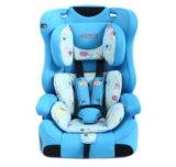 China-neuer Art-bunter Baby-Kind-Sitzfaltbarer Sicherheits-Baby-Auto-Sitz 2017