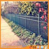 [نو تب] ثلاثة سكّة حديديّة ألومنيوم سكنيّة حديقة سياج