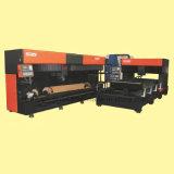 Plana y redondo Die Board CO2 láser de corte de la máquina / Die Board Wood láser de corte de la máquina
