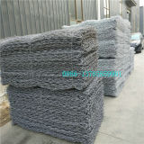 Casella di Gabion/PVC Gabion/fabbrica rivestite galvanizzate tuffate calde cestino di Galfan Gabion