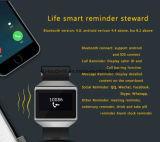 Braccialetto astuto del Android/IOS ECG con Bluetooth ed il video K12 di salute