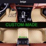 Stuoia del pavimento dell'automobile/moquette dell'automobile/stuoia del piede per Chevrolet con copertura totale 360d