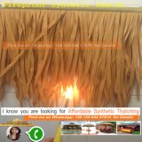 De vuurvaste Synthetische Palm met stro bedekt Viro met stro bedekt om Riet Afrikaan met stro bedekt Hut de Aangepaste Vierkante Afrikaanse Hut Afrika 100 met stro bedekt