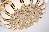 Most popular single Layer Lotus Lampshade Ceiling fan Light