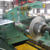 P195 de acero galvanizado Tira de borde de hendidura para el marco del sistema de acero