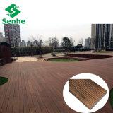 Suelos popular al aire libre con hilo tejido de bambú