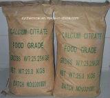 Цитрат кальция / Trisodium цитрат 98~100.5%, Food Grade, используется в кондитерской, молочных продуктов и напитков.