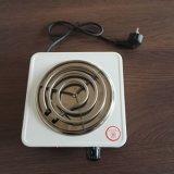 Электрическая плита с возможностью горячей замены катушки