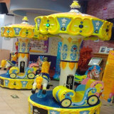 Славный Carousel игрушки детей машины оборудования спортивной площадки конструкции для занятности малышей (C11)