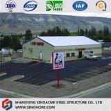 Magazzino isolato costruzione prefabbricata della struttura d'acciaio della fabbrica dello Shandong