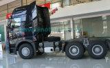 Sinotruk HOWO A7 300HP 4X2 트랙터 트럭 유로 3