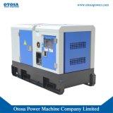 Abierto 80 kVA de energía eléctrica grupo electrógeno con motor Cummins Diesel/generador