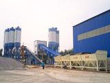 конкретное строительное оборудование смешивая завода 180m3/H для сбывания